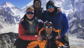 Everest Expedition for the Christina Noble Children's Foundation