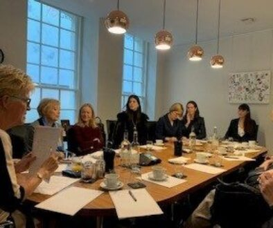 'Accelerating Women into the Chairman Role' – Round Table